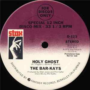 The Bar-Kays - Holy Ghost / Monster Scaricare Gratis