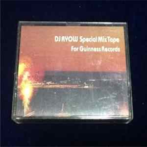 DJ Ryow - Special Mixtape For Guinness Records Scaricare Gratis
