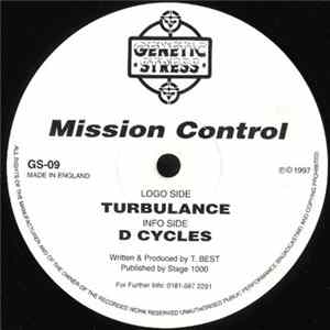 Mission Control - Turbulance / D Cycles Scaricare Gratis