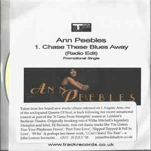 Ann Peebles - Chase These Blues Away (Radio Edit) Scaricare Gratis